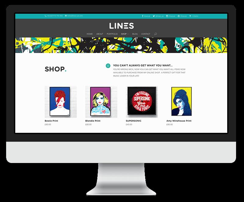 Lines Web Shops