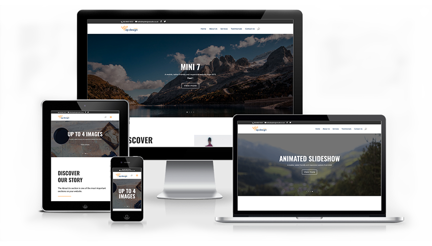 Nettl Mini 7 Website
